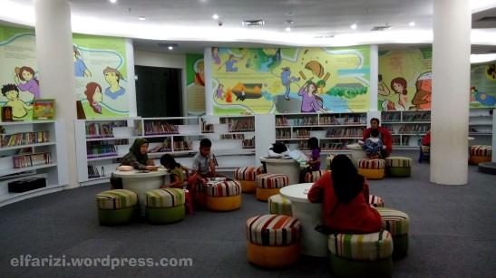 Ruang Baca Khusus Anak