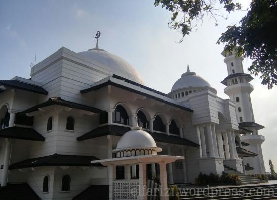 Masjid AR Fahrudin, Universitas Muhammadiyah Malang (Kampus 3)